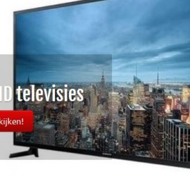 ultra hd televisies