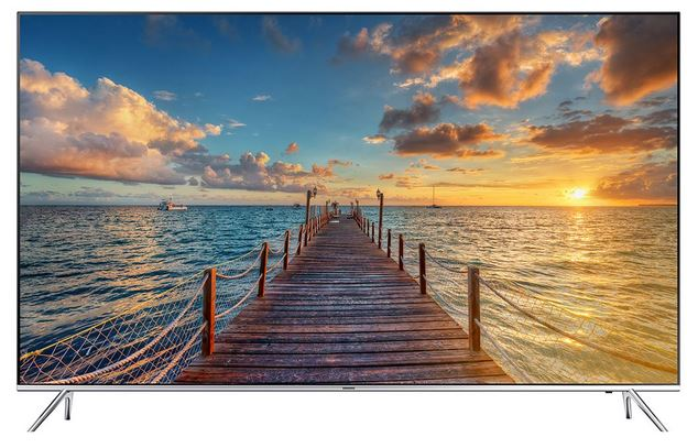 Super Ultra HD TV Samsung UE55KS7000